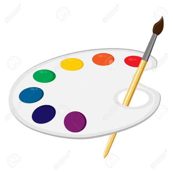 Artist Palette Cliparts Free