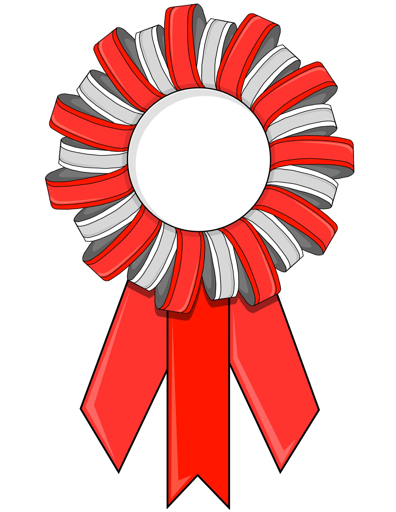 Award Ribbon Template