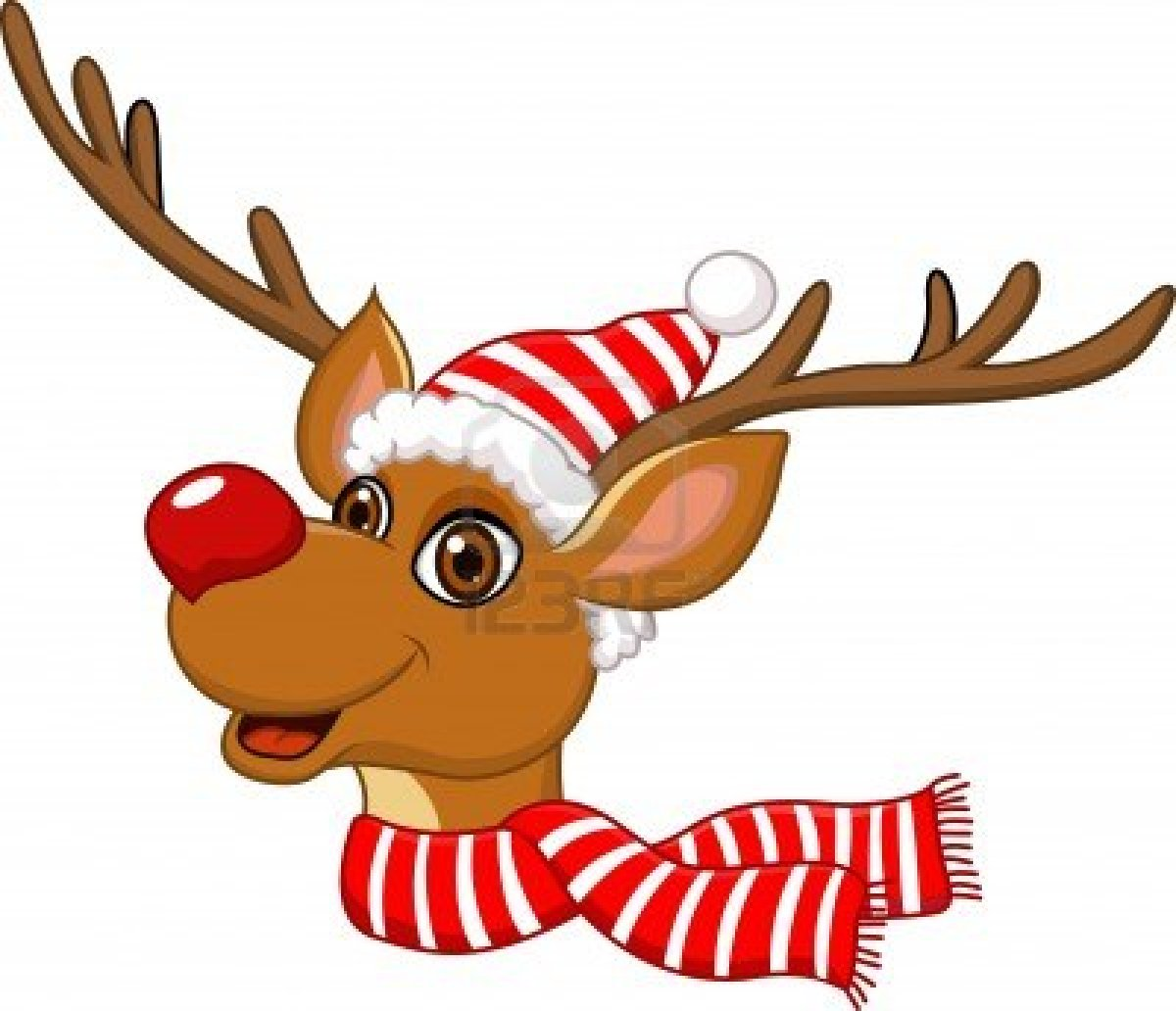 hight resolution of 1200x1032 cute baby reindeer clipart