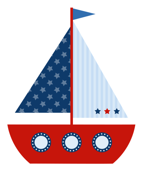 small resolution of 900x1080 sailing clipart blue baby