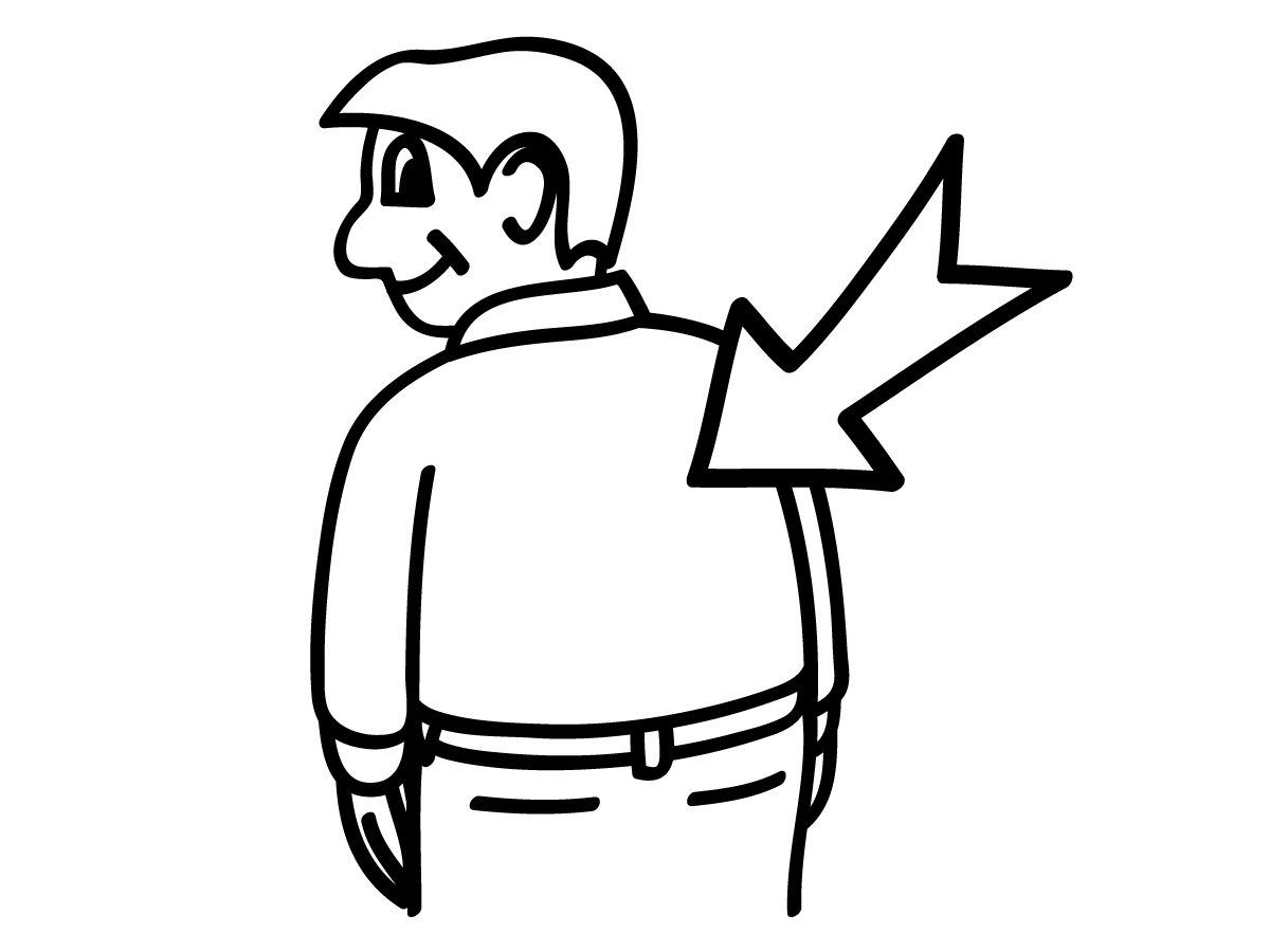 Back Clipart