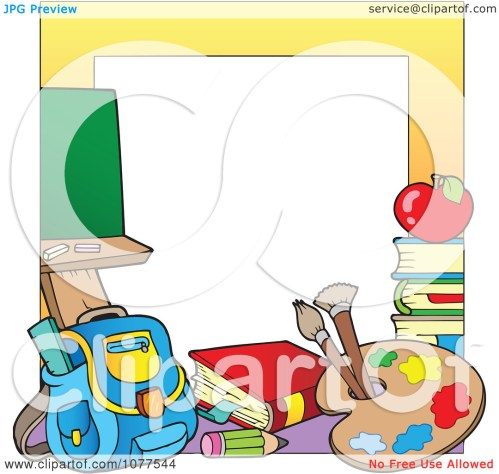 small resolution of 1080x1024 back to school clipart frames