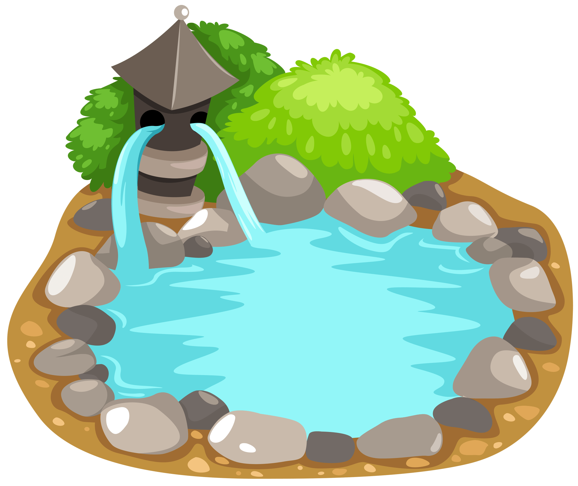 hight resolution of 1300x1155 table clipart backyard 4000x3364 top 87 pond clip art