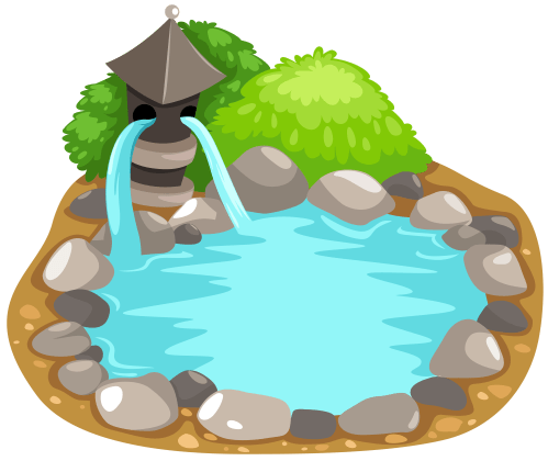 small resolution of 1300x1155 table clipart backyard 4000x3364 top 87 pond clip art