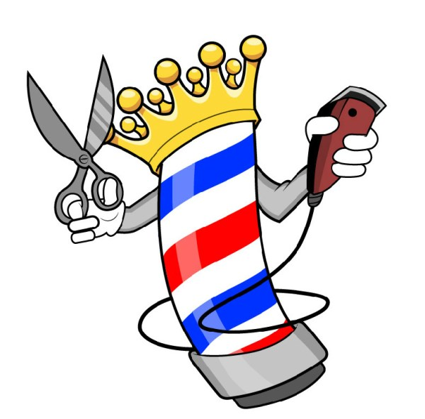 barber clipart free