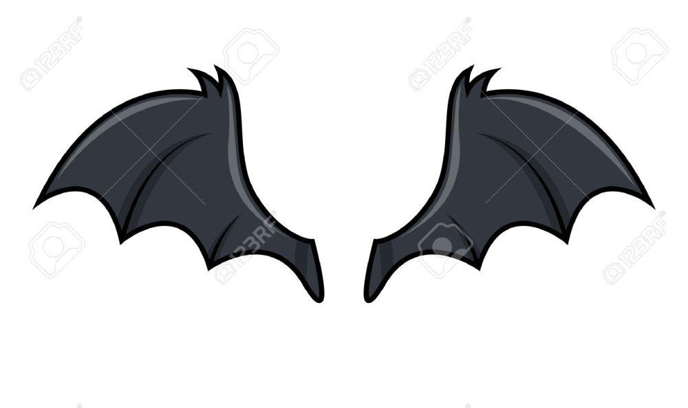medium resolution of 1300x773 bat clipart bat wing