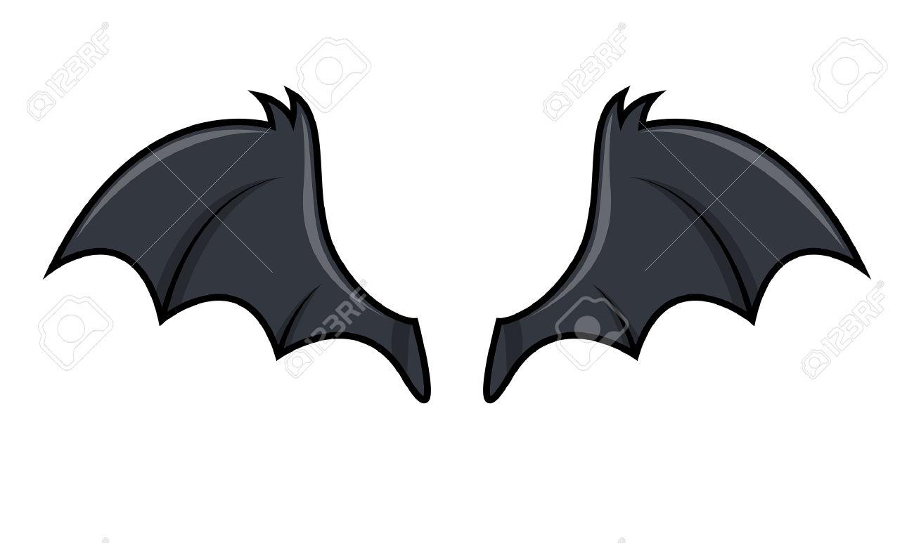 hight resolution of 1300x773 bat clipart bat wing