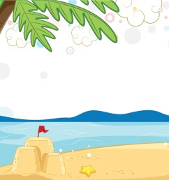1350x1350 vacation clipart beach background 1600x1200 wonderful views of the beach powerpoint templates [ 1600 x 1200 Pixel ]