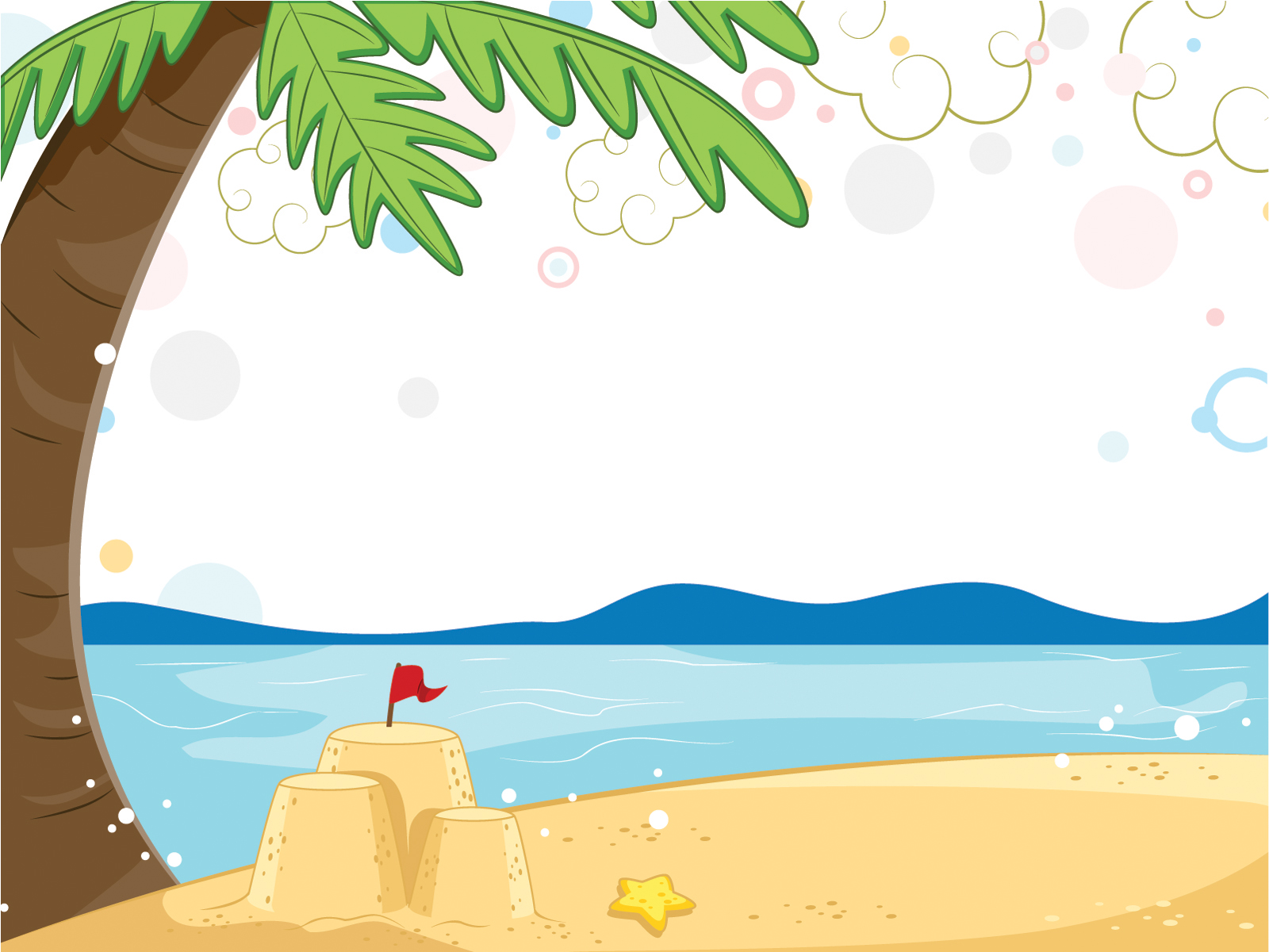 hight resolution of 1350x1350 vacation clipart beach background 1600x1200 wonderful views of the beach powerpoint templates