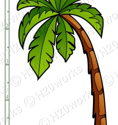 997x1768 palm tree beach clip art cliparts [ 997 x 1768 Pixel ]
