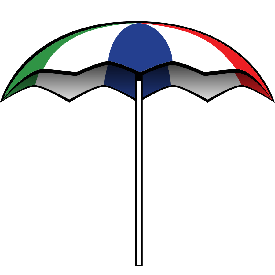 hight resolution of 900x900 beach umbrella clip art free clipart umbrella outline feebase net