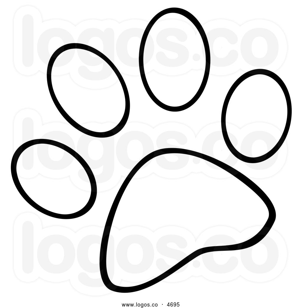Bear Paw Outline