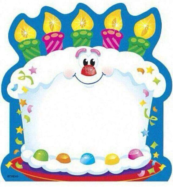 Birthday Frame Clipart Free Download Best Birthday Frame Clipart