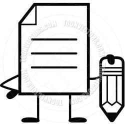 writing clipartmag clipart documents