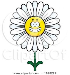 980x1024 daisy flower clip art black and white clipart panda free [ 980 x 1024 Pixel ]