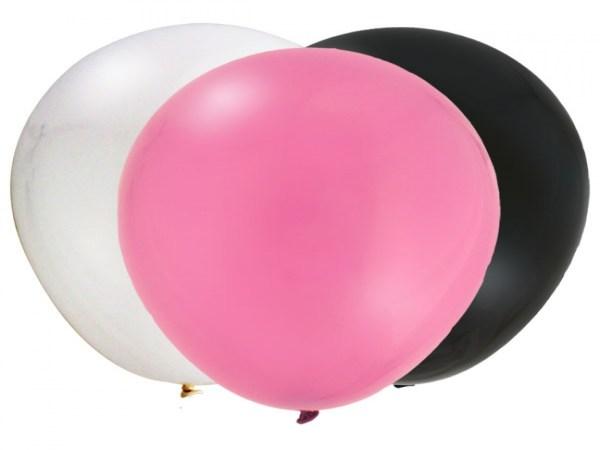 black balloons clipart free