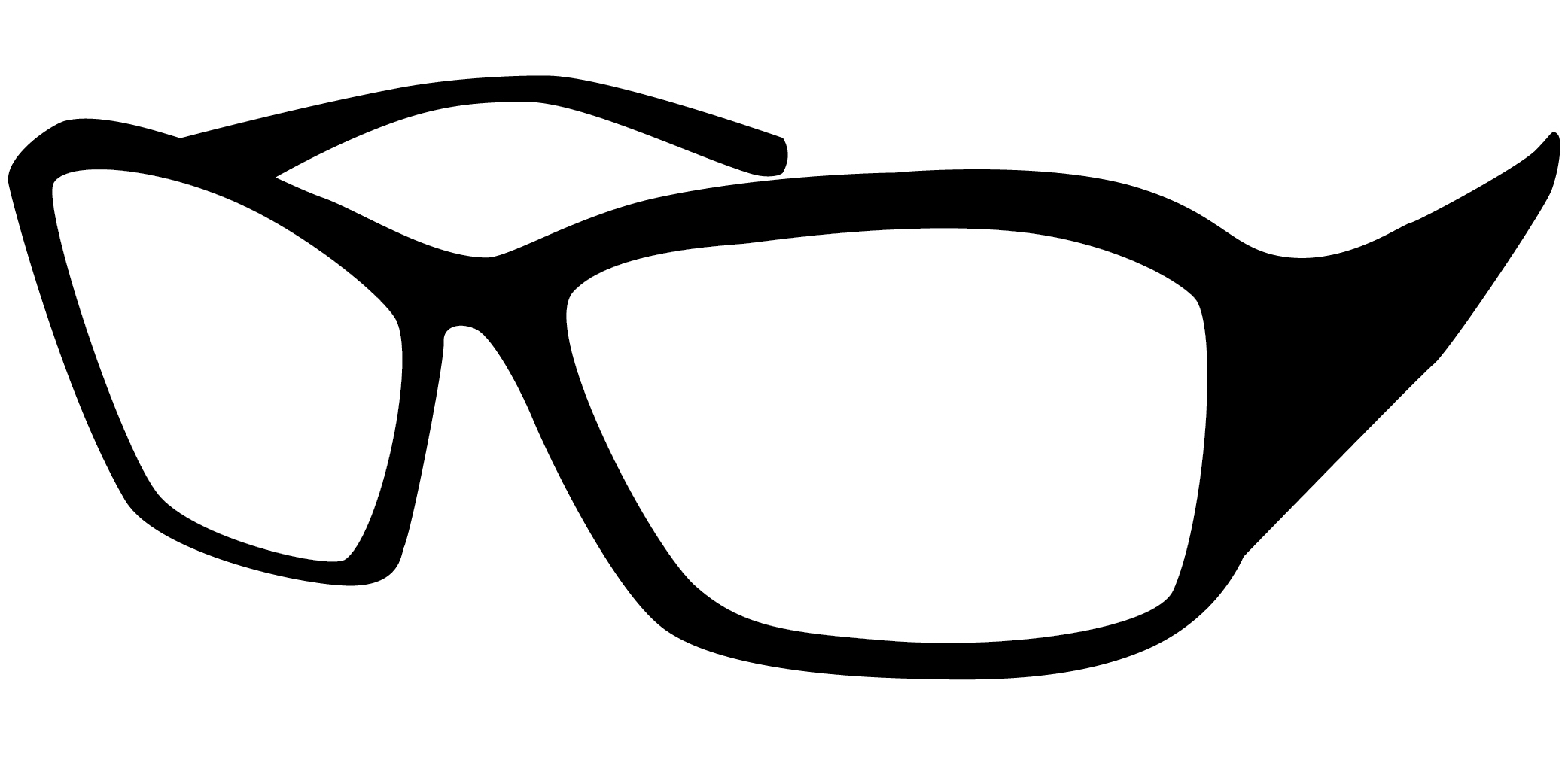 Black Sunglasses Clipart