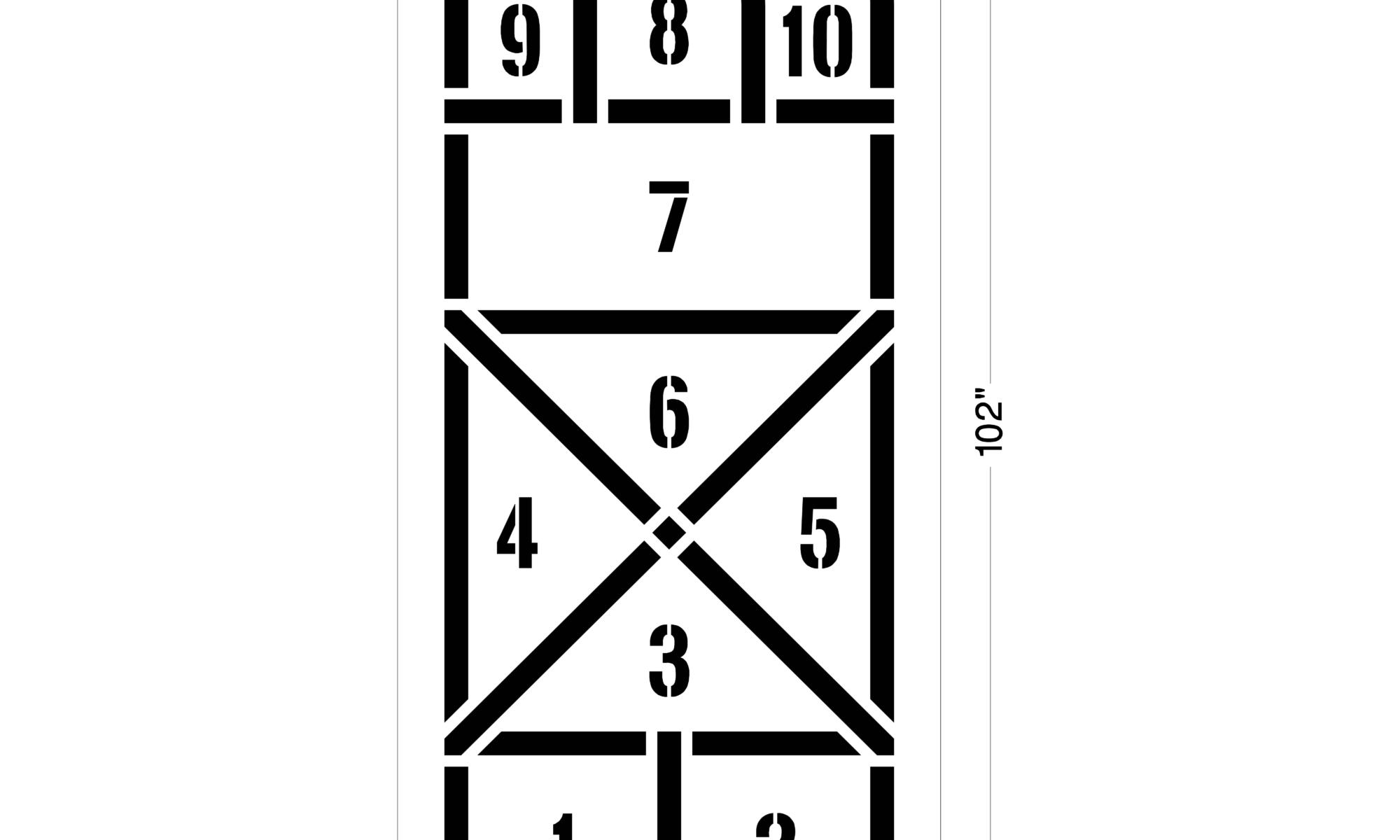 football field diagram printable 4 wire alternator wiring blank template free download best