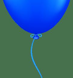 3009x8000 blue balloon png clip art [ 3009 x 8000 Pixel ]