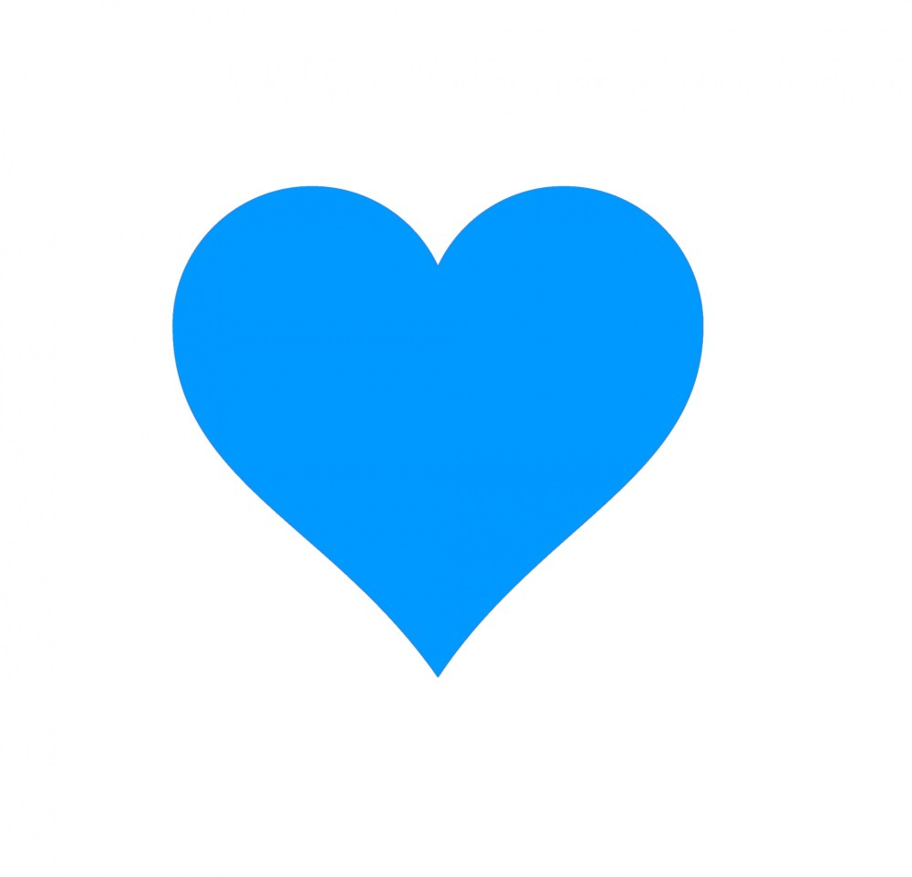 medium resolution of 1920x1847 light blue clipart turquoise heart