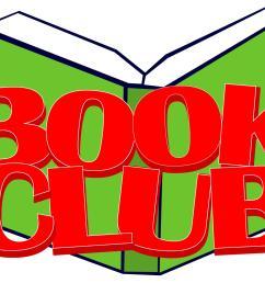 book club clipart [ 1551 x 1217 Pixel ]