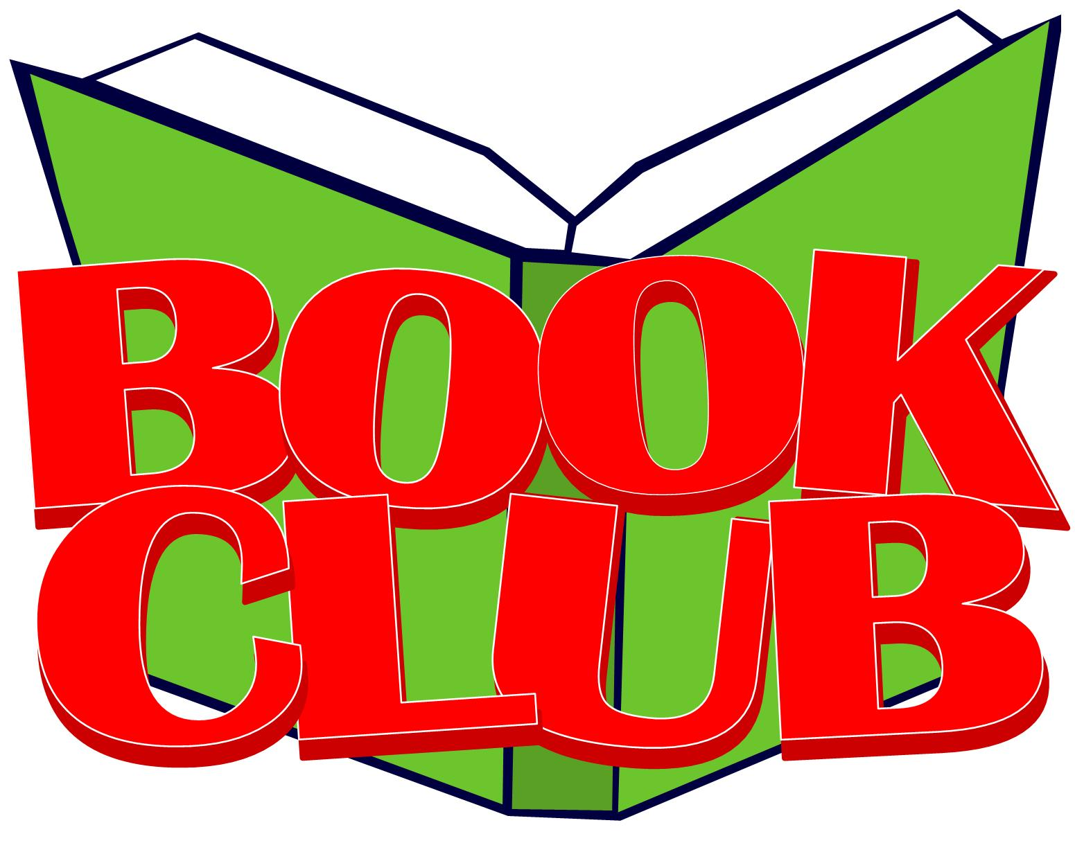 hight resolution of book club clipart