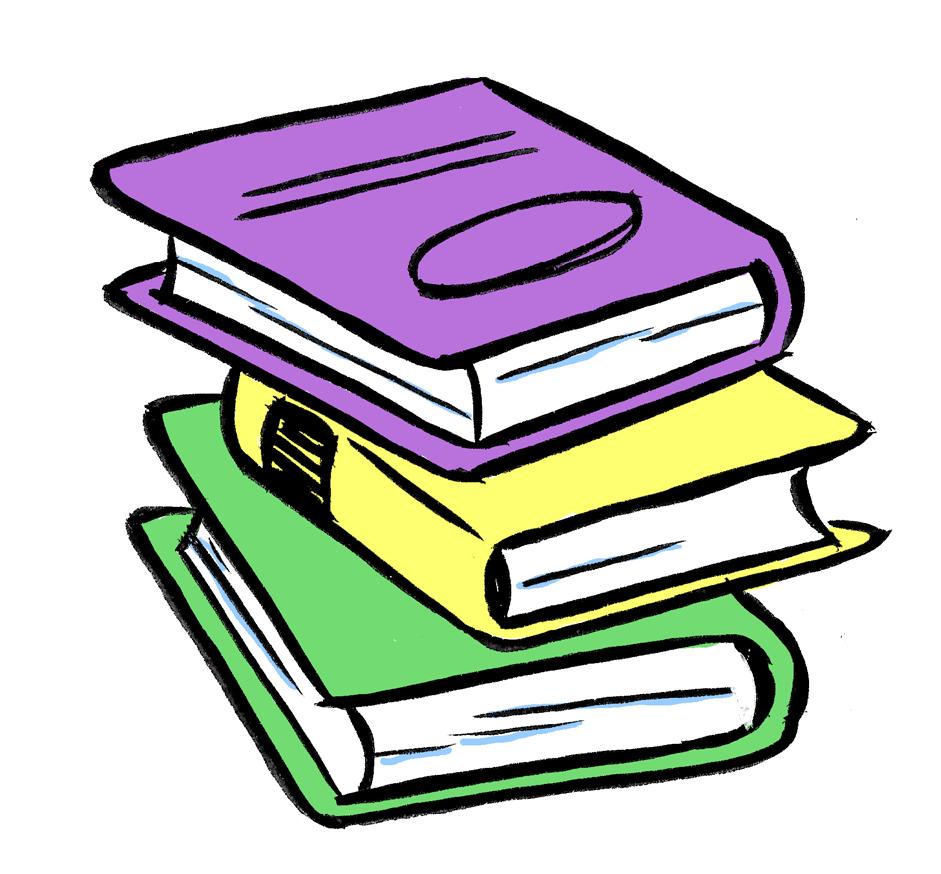 medium resolution of 941x874 clip art books