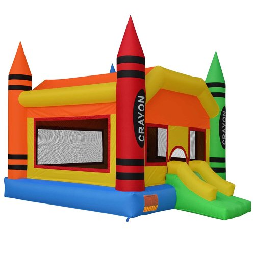 small resolution of 1500x1500 cloud 9 the crayon bounce house