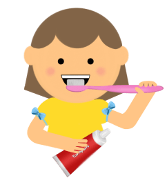 1541x1600 child clipart brush tooth [ 1541 x 1600 Pixel ]