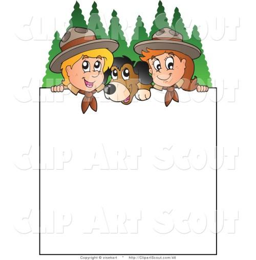 small resolution of 1024x1044 boy scout border clip art 101 clip art
