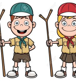 1300x1104 2 317 boy scout cliparts stock vector and royalty free boy scout [ 1300 x 1104 Pixel ]