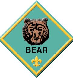 1200x1200 cub scout citizenship clipart [ 1200 x 1200 Pixel ]