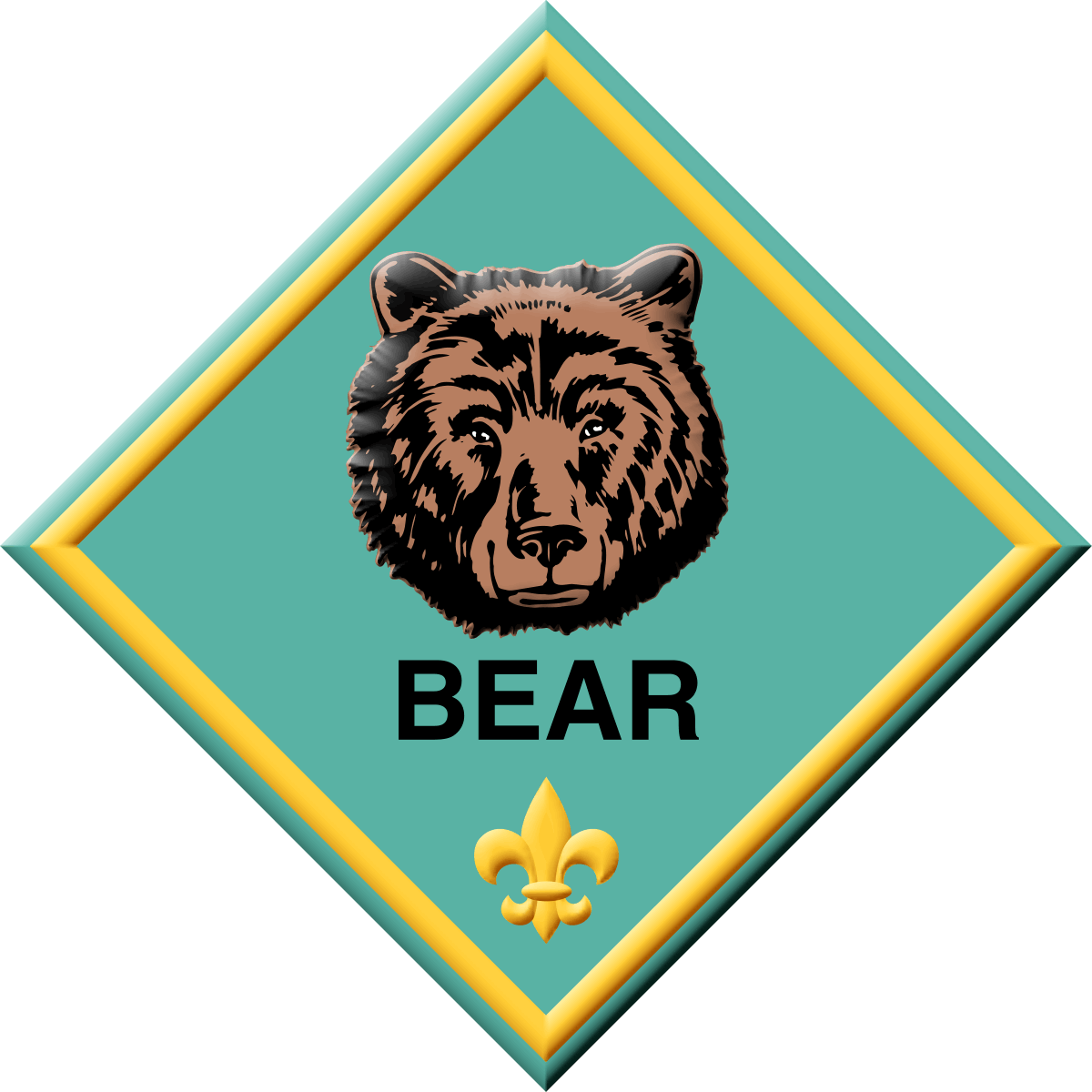 hight resolution of 1200x1200 cub scout citizenship clipart
