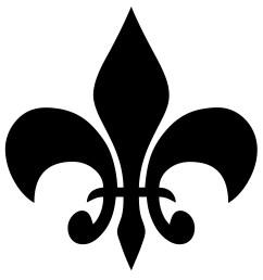 1920x1917 clip art boy scout fleur de lis clip art [ 1920 x 1917 Pixel ]