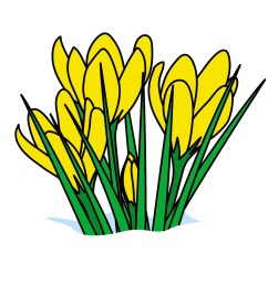 1200x1200 spring break spring clip art free clipart images image [ 1200 x 1200 Pixel ]