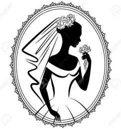 1027x1027 bridal gown bridal shower silhouette clip art bridal gowns [ 1027 x 1027 Pixel ]