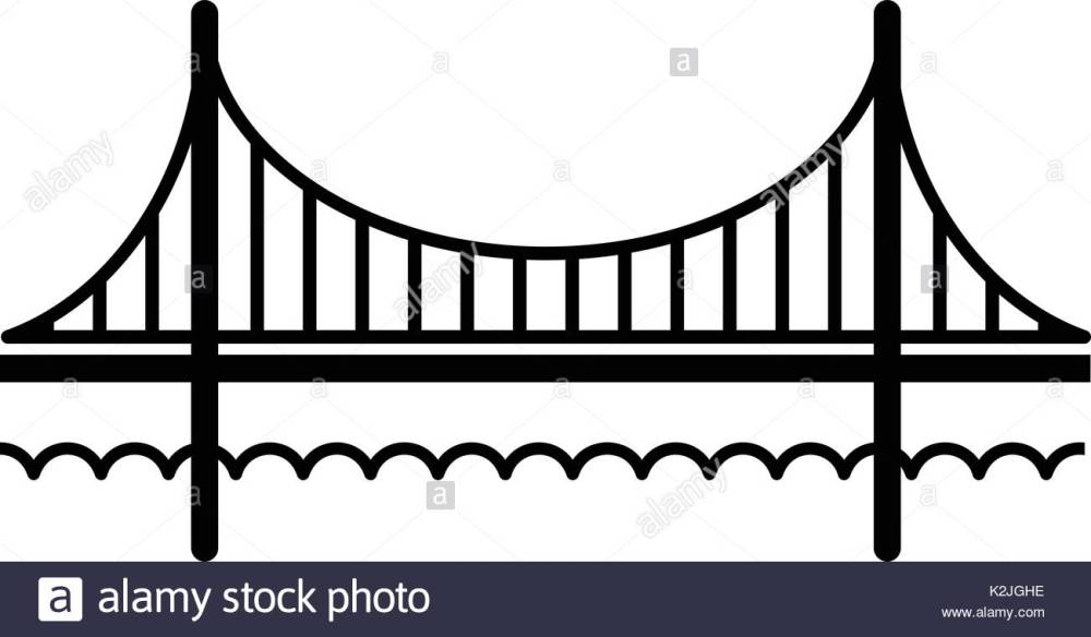 medium resolution of 1300x760 golden gate bridge illustration stock photos amp golden gate bridge