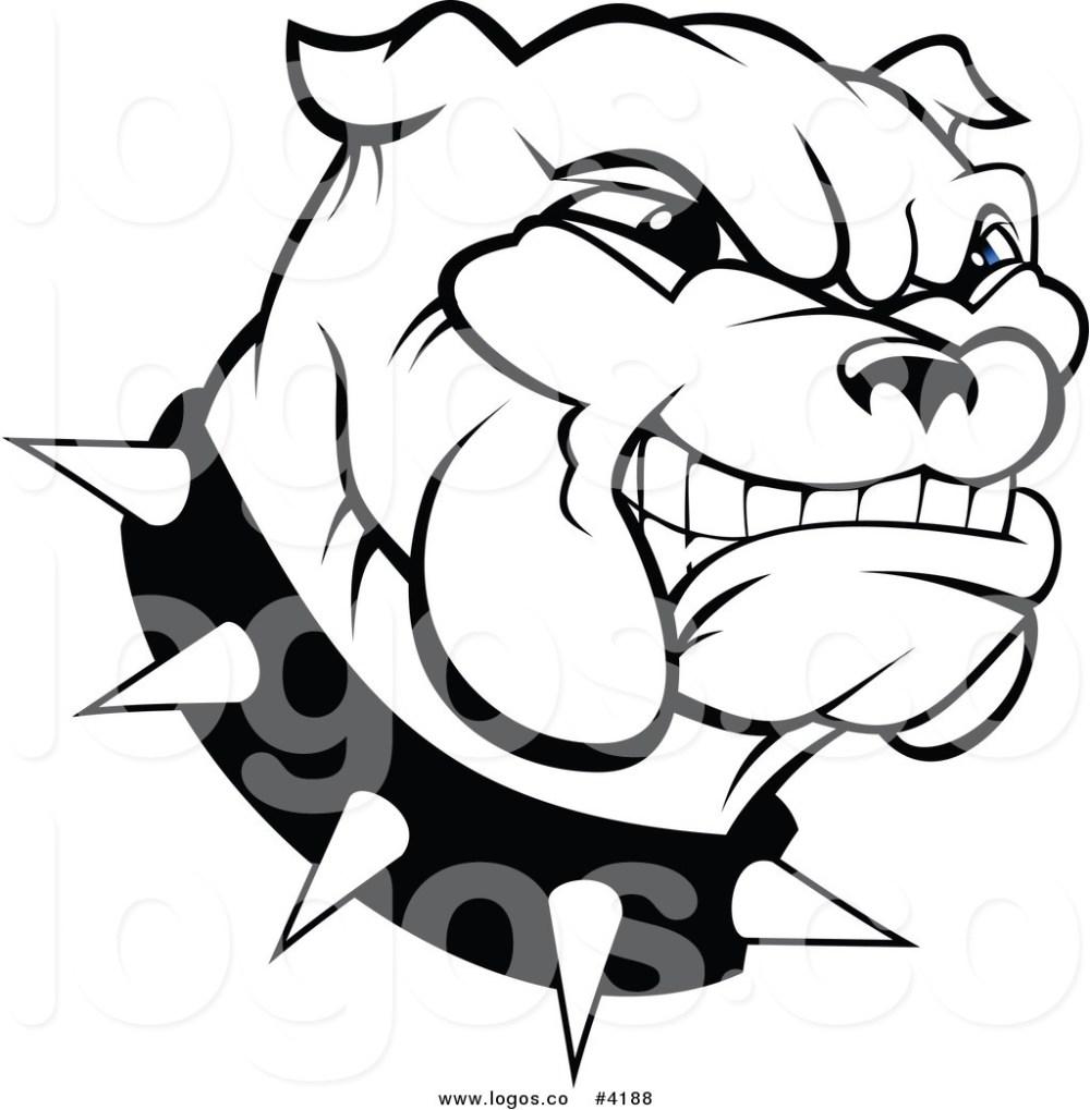 medium resolution of 1024x1044 royalty free bulldog logo by vector tradition sm