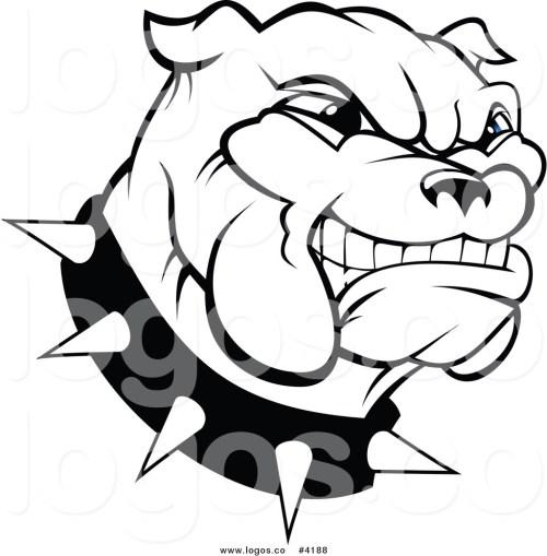 small resolution of 1024x1044 royalty free bulldog logo by vector tradition sm