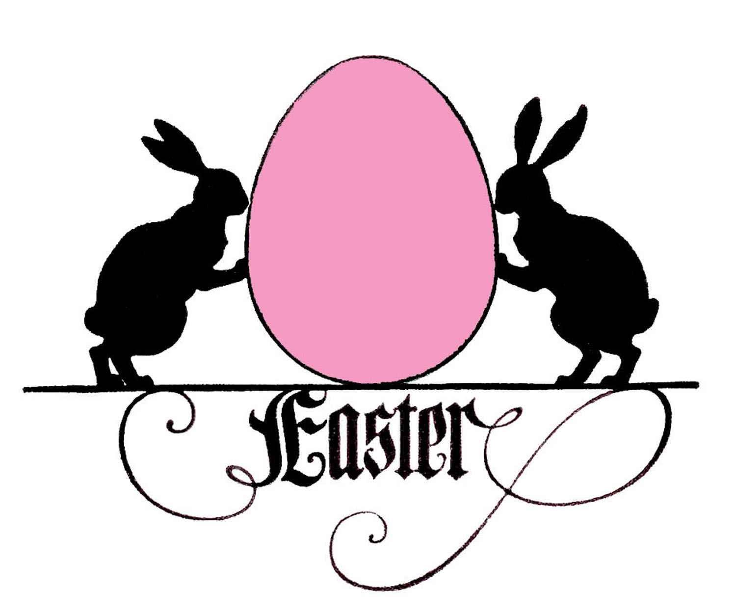 hight resolution of 1500x1255 vintage easter images