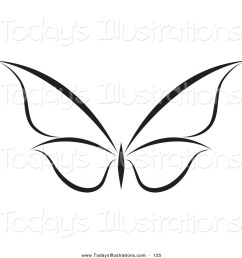 1024x1044 butterfly clip art black and white clipart of a black and white [ 1024 x 1044 Pixel ]
