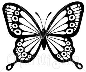 butterfly clip clipart butterflies clipartpanda clipartmag drawings panda bing cut sympathy