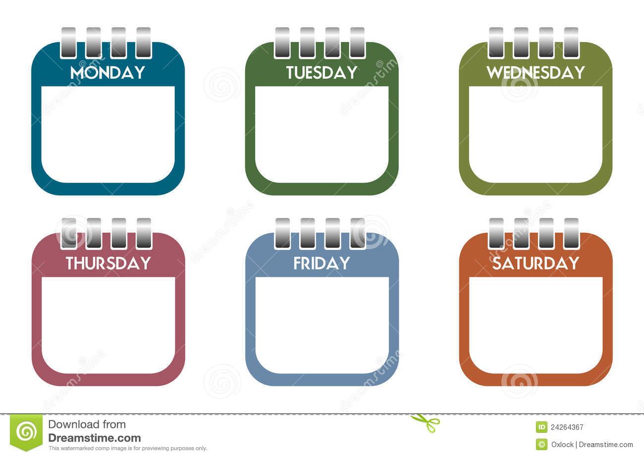 hight resolution of 1300x926 calendar clipart weekly calendar