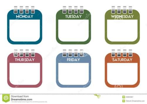 small resolution of 1300x926 calendar clipart weekly calendar