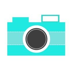 1600x1600 camera clip art color cliparts [ 1600 x 1600 Pixel ]