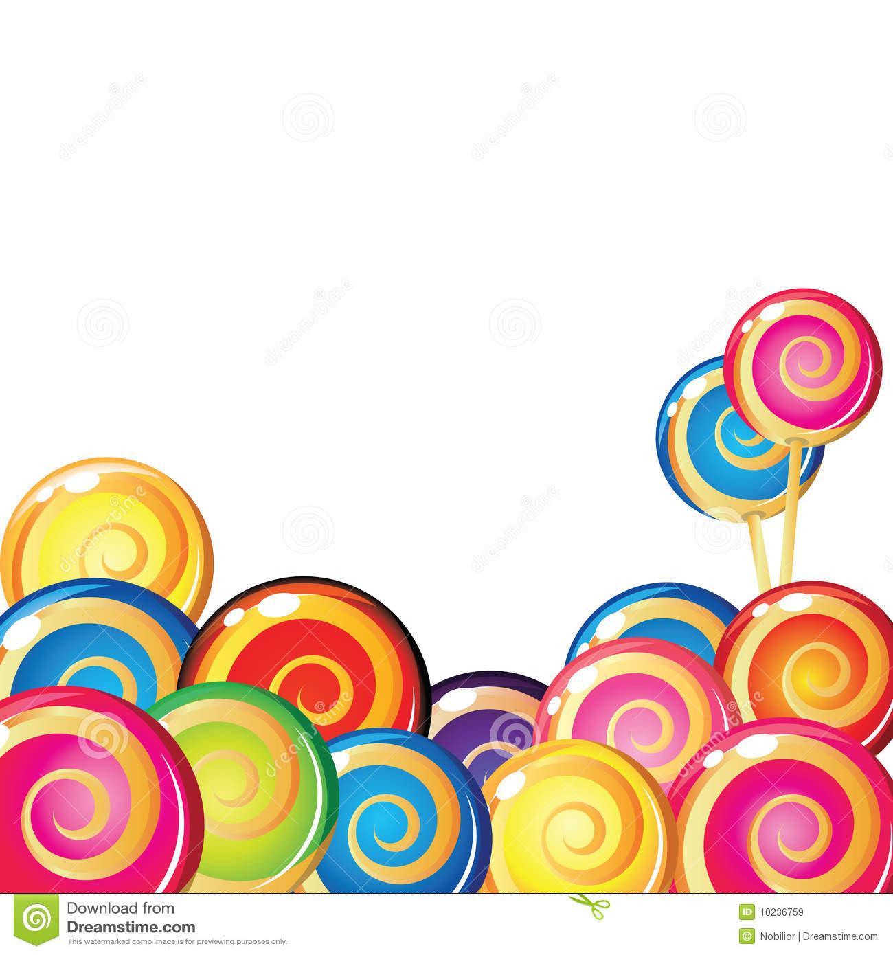 hight resolution of 1300x1390 lollipop clipart border