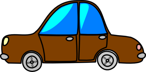 cartoon clipart cars clip brown transparent svg side clipartbest clipartmag library non living things