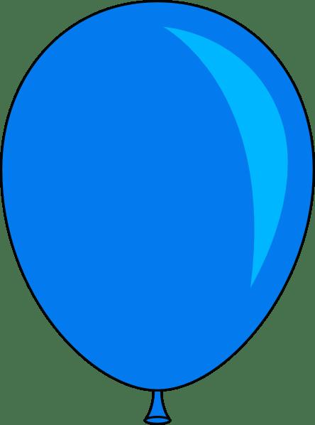 cartoon balloon clipart free