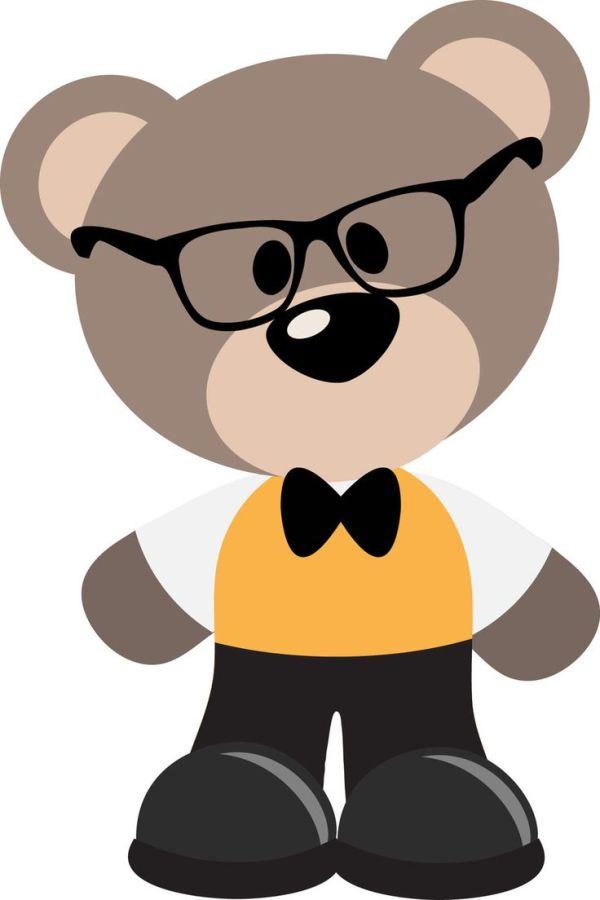cartoon bear clipart free