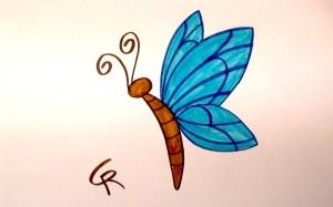 butterfly cartoon drawing easy draw butterflies drawings spring things clipartmag sketch learn disney tattoo getdrawings paintingvalley play kaynak